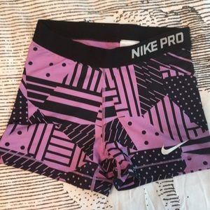 Nike Pro Compression Training Shorts